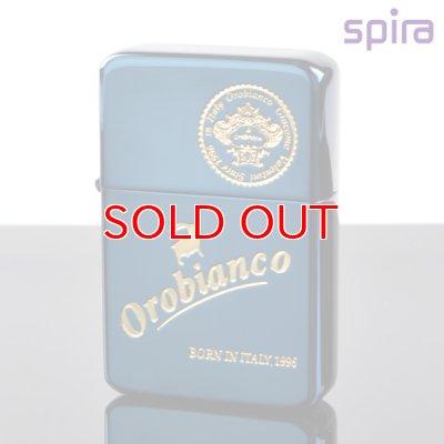 画像1: 【m】オロビアンコ Orobianco spira osp-002bl チタンコーティング 充電式 バッテリーライター【】