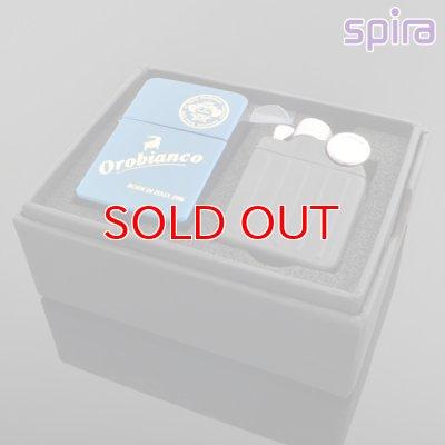 画像3: 【m】オロビアンコ Orobianco spira osp-002bl チタンコーティング 充電式 バッテリーライター【】