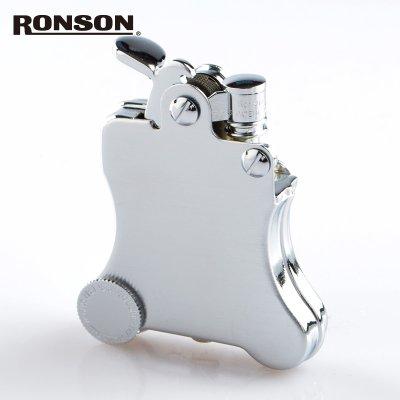 画像2: ロンソン オイルライター バンジョー r010025 [RONSON] クロームサテン