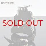【】ロンソン オイルライター スタンダード [RONSON] r012016 ワンスター・コレクション ブラックマット 2016Limited Edition 【】