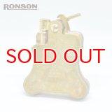 ロンソン オイルライター バンジョー [RONSON] r01m006 RONSON ワイルドブラス R01-M06 【】
