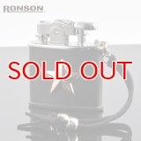 【】ロンソン オイルライター スタンダード [RONSON] r022016 ワンスター・コレクション ブラックマット 2016Limited Edition 【】