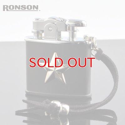 画像1: 【】ロンソン オイルライター スタンダード [RONSON] r022016 ワンスター・コレクション ブラックマット 2016Limited Edition 【】