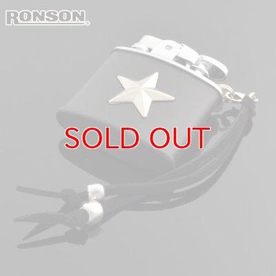 画像2: 【】ロンソン オイルライター スタンダード [RONSON] r022016 ワンスター・コレクション ブラックマット 2016Limited Edition 【】