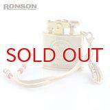 ロンソン オイルライター スタンダード [RONSON] r022016b イーグルコレクション ブラス古美 2016 Limited Edition