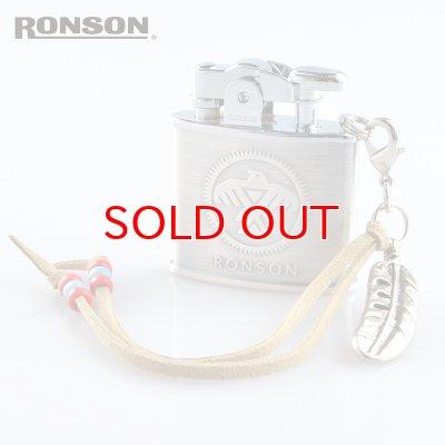 画像1: ロンソン オイルライター スタンダード [RONSON] r022016s イーグルコレクション シルバー古美 2016 Limited Edition