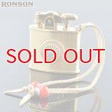 RONSON r02m004 ロンソンオイルライター スタンダード コンチョブラス R02M004  【】