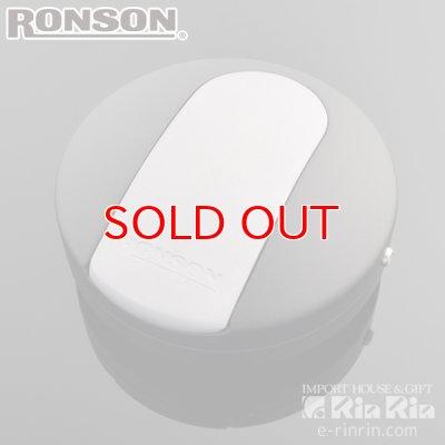 画像1: 【】ロンソン[ronson] 携帯灰皿 RA2-0002 ブラック ra20002【】