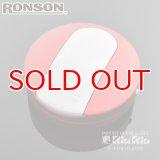 【】ロンソン[ronson] 携帯灰皿 RA2-0003 レッド ra20003【】