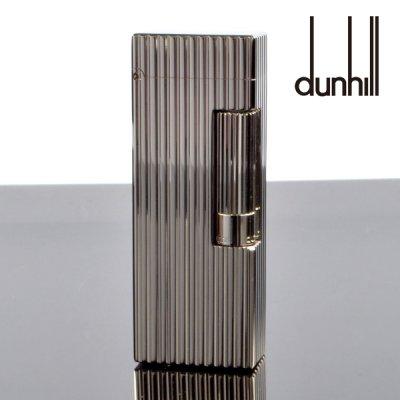 画像1: 【】dunhil ダンヒルライター rlm1304 ラインパラディウムプレート[DUNHILL] (フリント1シート特典付)【】