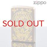 【m】Zippo ジッポライター skz-045b So-Cal メキシカンスカル 死者の祭りシュガースカル SO-CAL SKZ-045B【】