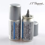 デュポンガス st-gas-434 青ラベル 000434 ガスレフィル2本セット [Dupont] デュポンライター ブランド ライター ライターガス