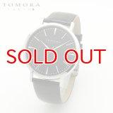 TOMORA TOKYO t-1601-sbkbk 日本製クォーツ腕時計 T-1601 SBKBK