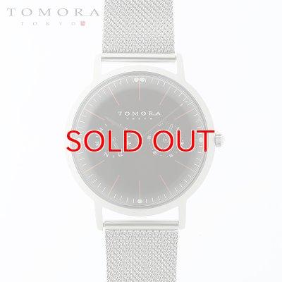 画像2: TOMORA TOKYO t-1603-pbk 日本製クォーツ 日付・曜日カレンダー付き 腕時計 T-1603 PBK