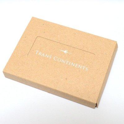 画像3: 【f送料無料・新品・正規品】トランスコンチネンツ名刺ケース TRANS CONTINENTS
