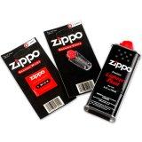 【y】ZIPPOオプションセット(ZIPPOオイル、ZIPPOフリント、ZIPPOウィック) zippo optionset 【】