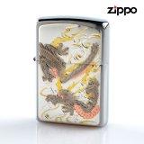 ZIPPO デンチュウバン ドラゴン zp523087 ZIPPO 電鋳板