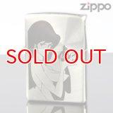 【m】Zippo ジッポライター zp730829 ルパン三世 ジッポー アンダーアレストver. 峰不二子 【】