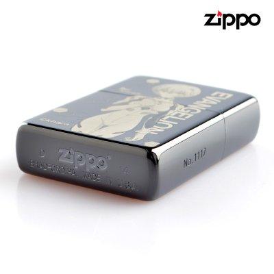 画像3: Zippo ジッポライター zp783700 ヱヴァンゲリヲン新劇場版ZIPPO レイ ブラックチタンコート